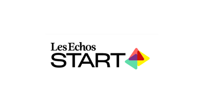 logo les echos start